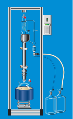 9600 fractional distillation